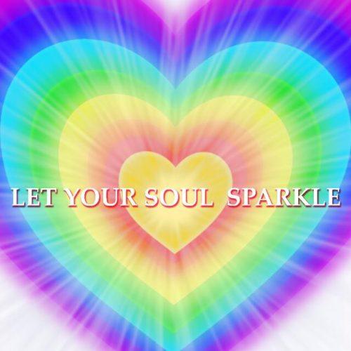 let your soul sparkle